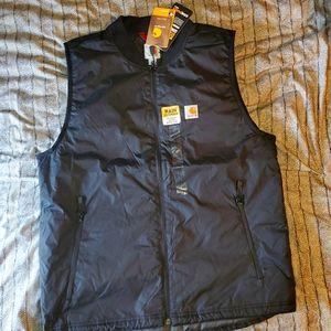 New men's Carhartt vest